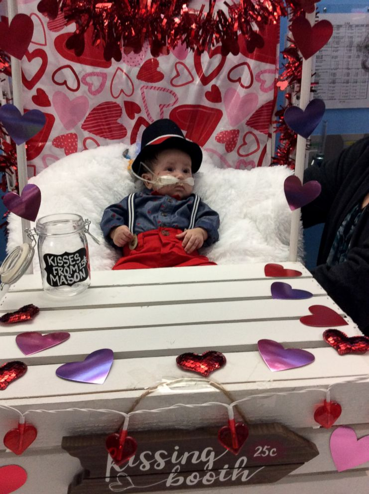 PHOTO: Patients at Advocate Childrens Hospital celebrated Valentines Day by participating in a photo shoot full of love.