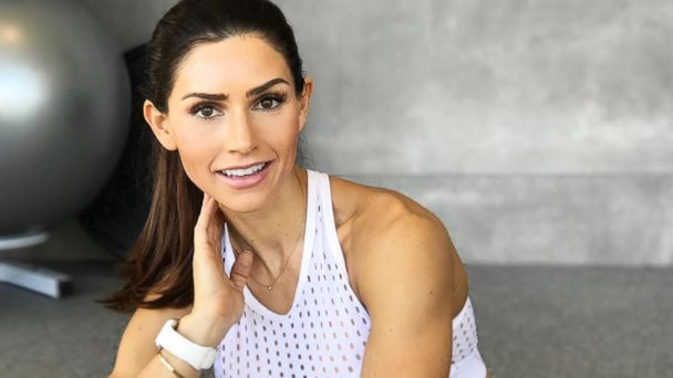 Instagram Star Alexia Clark Shares Her Fitness Journey And Advice To Reach Your Goals Gma
