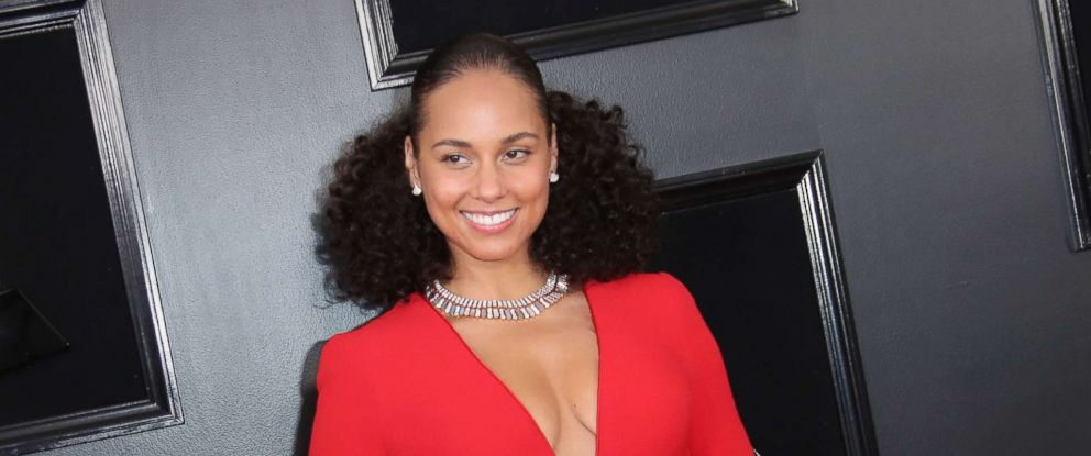 PHOTO: Alicia Keys attends the 61st Annual Grammy Awards, Feb. 10, 2019 in Los Angeles.