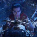 """A screen grab from the new """"Aladdin"""" trailer."""