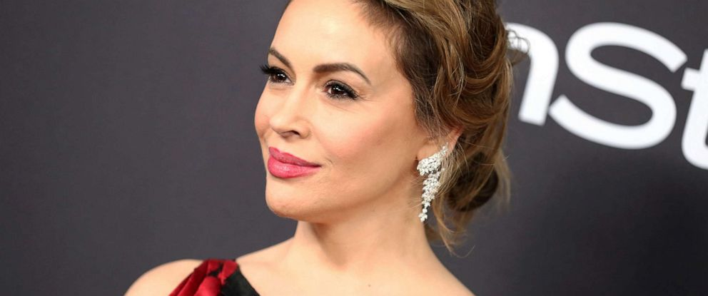 PHOTO:Alyssa Milano attends an event on Jan. 6, 2019, in Beverly Hills, Calif.