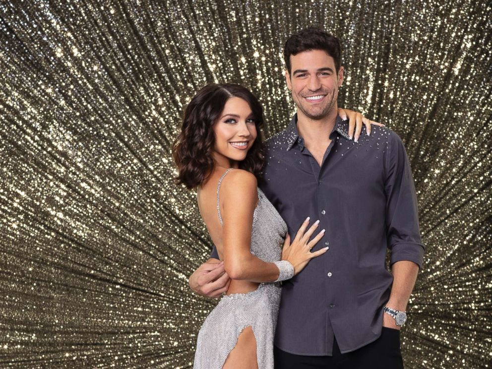PHOTO: Jenna Johnson and Joe Grocery Store Joe Amabile will appear on Dancing with the Stars.