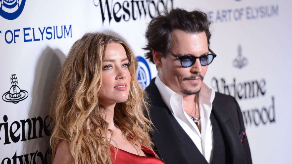 Johnny Depp sues ex-wife Amber Heard, claiming her allegations of ...