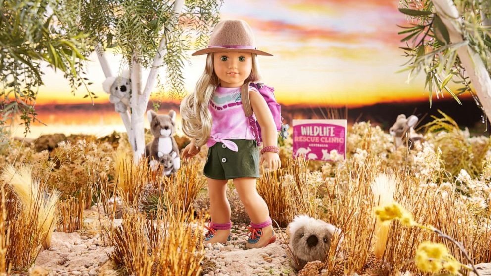 'GMA' reveals American Girl's 2021 Girl of the Year