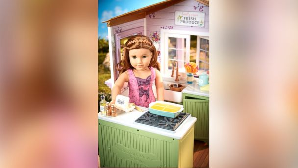 meet american girl s 2019 girl of the year blaire wilson a chef in