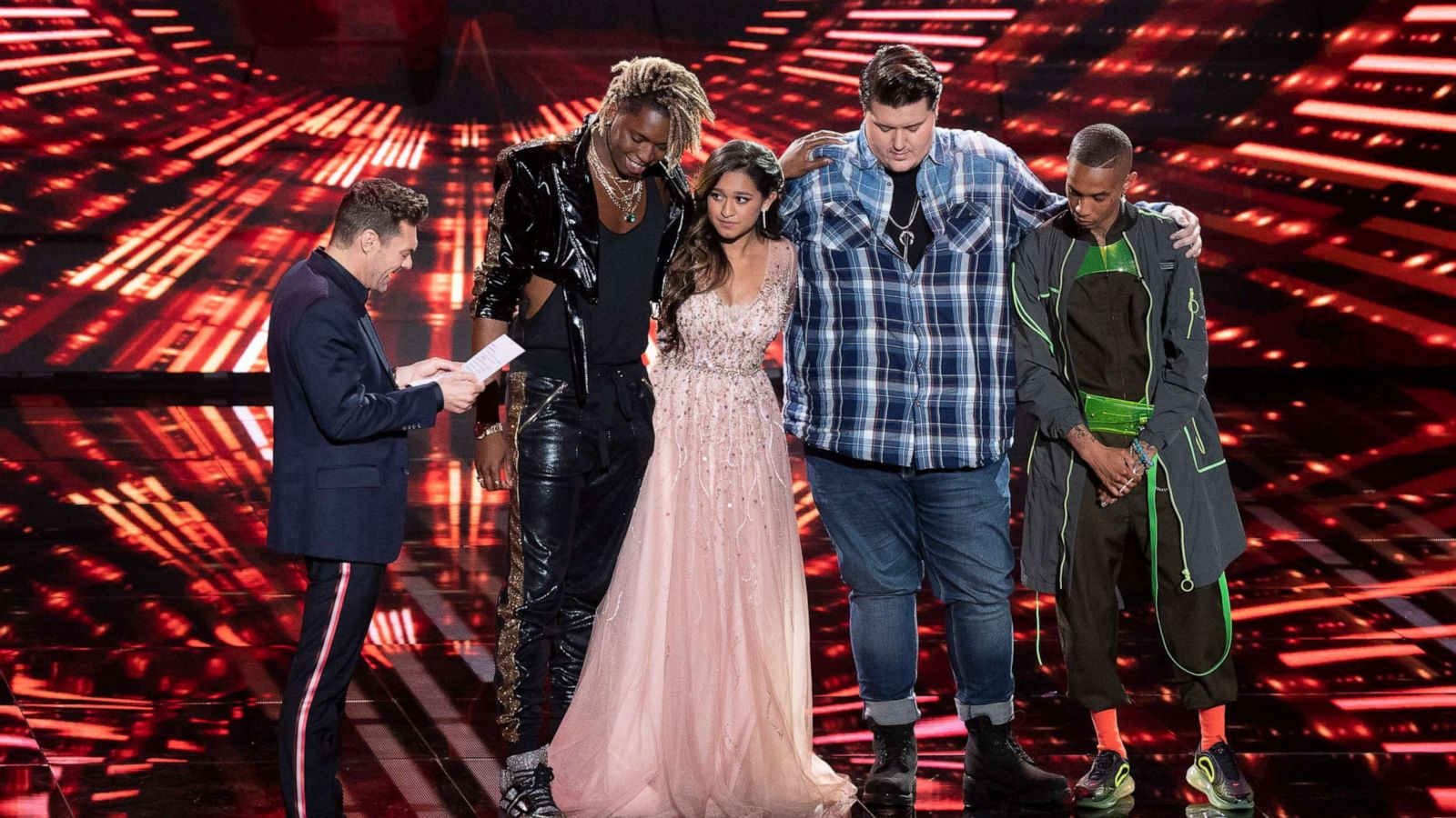 On Disney Night, 'American Idol' reveals its top 8 and 2 more go