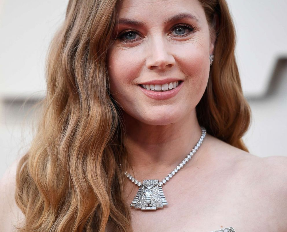 PHOTO: Amy Adams attends the 91st Annual Academy Awards at Hollywood and Highland, Feb. 24, 2019, in Hollywood, Calif.