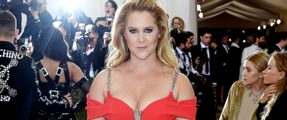 PHOTO: Amy Schumer attends an event on May 2, 2016, in New York City.