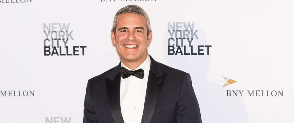PHOTO: Andy Cohen attends the 2018 New York City Ballet Fall Fashion Gala at David H. Koch Theater, Lincoln Center, Sept. 27, 2018, in N.Y.