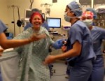 VIDEO: Dr. Deborah Cohan held a dance party in the operating room just before her surgery.