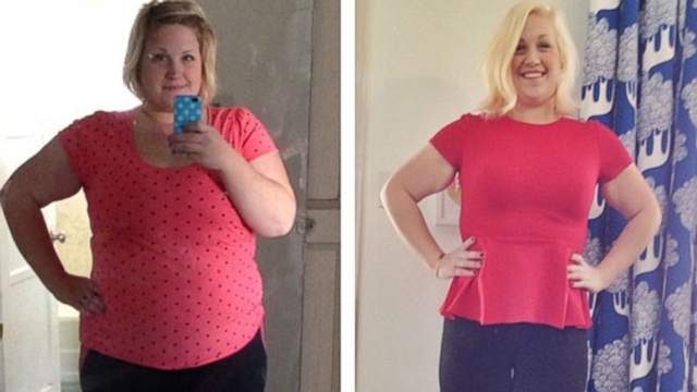 It S Surreal Says Utah Woman Who Lost 100 Pounds In One Year