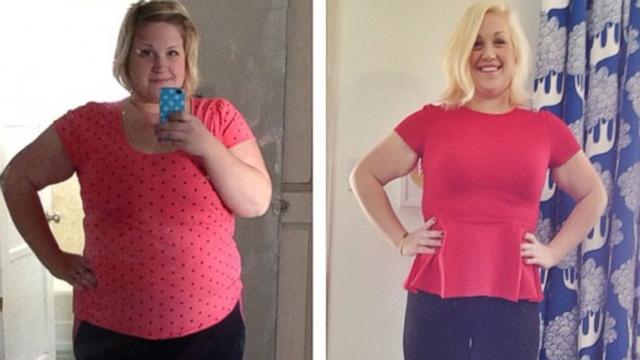 Utah Woman Calls 100 Pound Weight Loss Surreal Video Abc News
