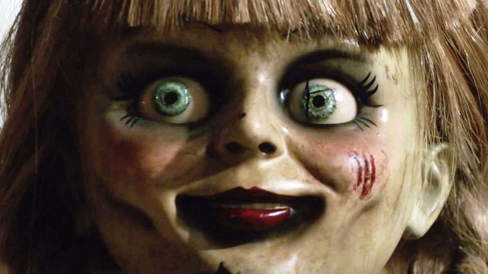PHOTO: A scene from Annabelle Comes Home.