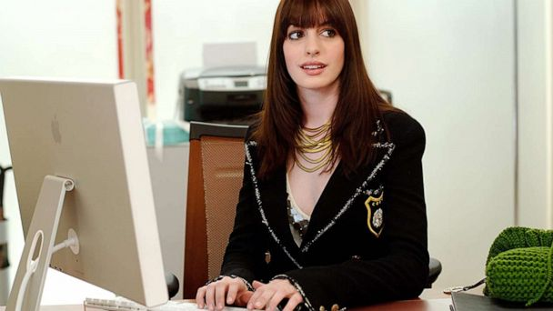 Anne Hathaway reveals she was '9th choice' for 'The Devil Wears Prada' -  ABC News