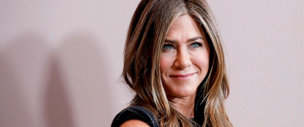 PHOTO: Jennifer Aniston looks on as she attends Varietys 2019 Power of Women: Los Angeles, in Beverly Hills, Calif., Oct. 11, 2019.