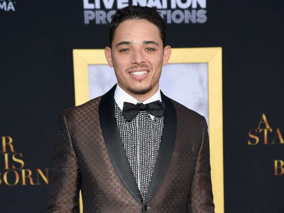 PHOTO: Anthony Ramos attends the premiere of Warner Bros. Pictures A Star Is Born at The Shrine Auditorium, Sept. 24, 2018, in Los Angeles.