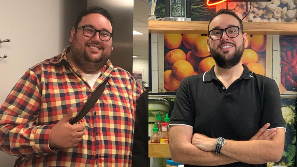 Man credits job as Instacart shopper with helping him lose