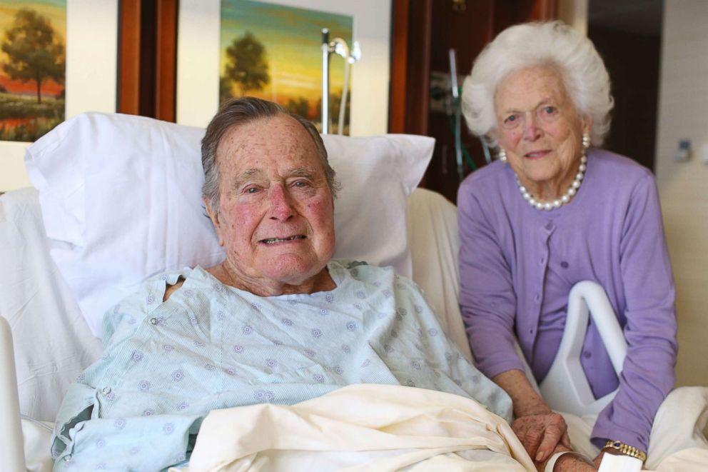 Remembering George HW Bush, 41st president