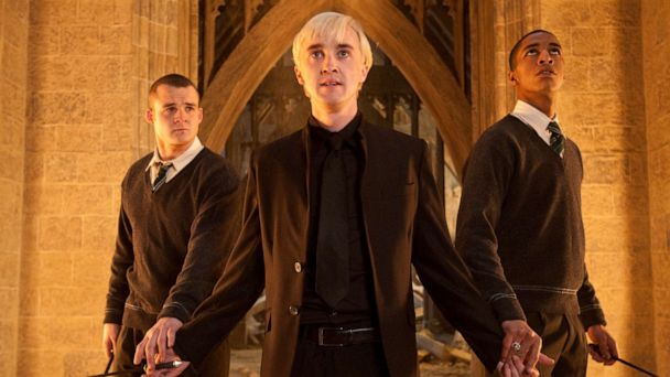 Here's what the Harry Potter stars thought of the new coaster at Universal Orlando