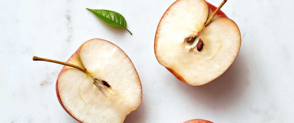 PHOTO: Apples are seen here in this undated stock photo.