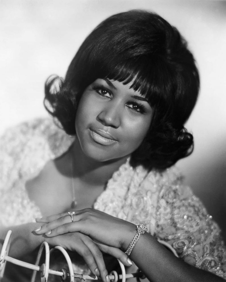 PHOTO: Aretha Franklin is pictured in this undated photo from her youth.