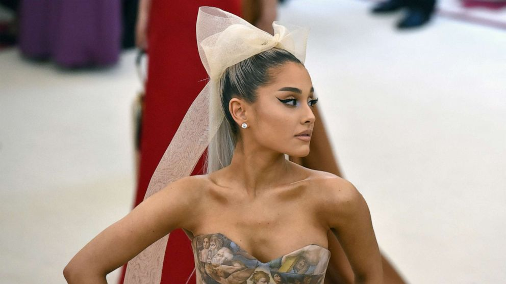 Ariana Grande might have a 'Thank U, Next' beauty collection on the way