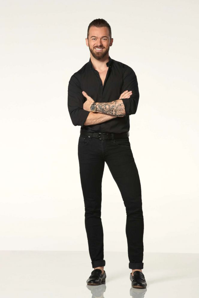 PHOTO: Artem Chigvintsev from Dancing with the Stars: Juniors is pictured.