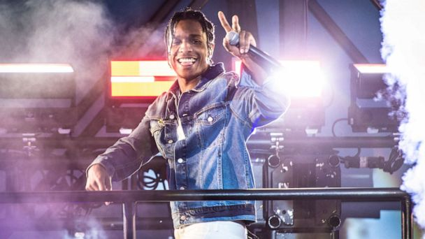 A$AP Rocky to return to Sweden to perform a 'triumphant show for all his supporters'
