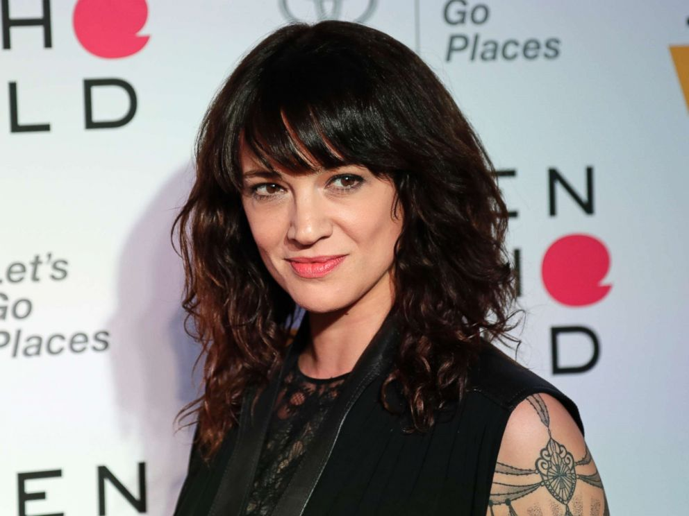 Actress Asia Argento Denies Sexual Assault Allegations Involving Teen Actor