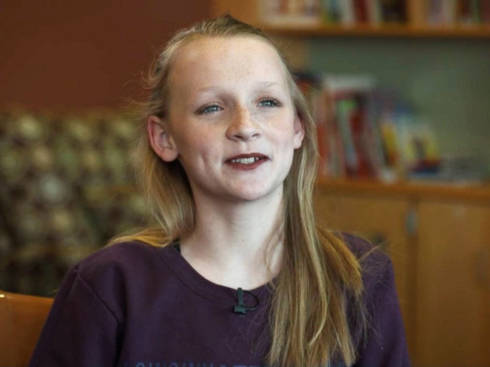 PHOTO: Attie Jamison, 14, said what she loves most about The Nutcracker is that there are no limits.