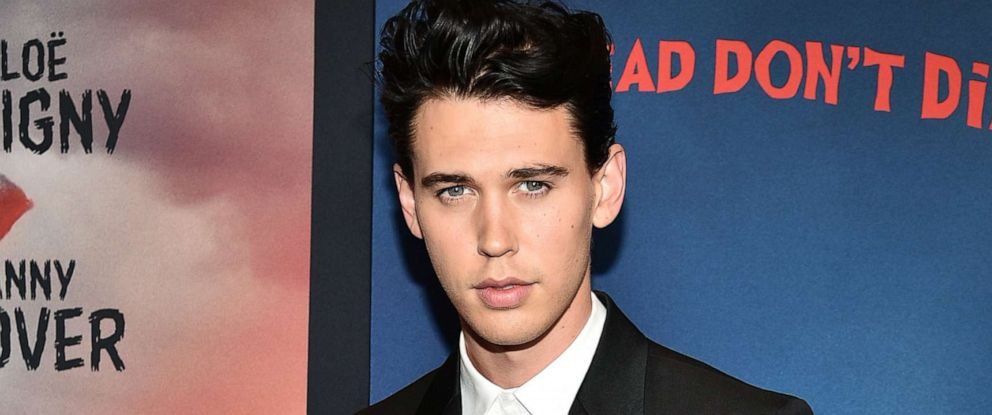 """PHOTO: Austin Butler attends """"The Dead Dont Die"""" New York Premiere at Museum of Modern Art, June 10, 2019, in N.Y."""