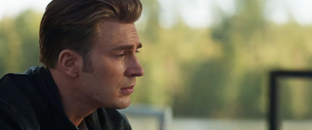 PHOTO: Chris Evans is Captain America in the 2019 Marvel Studios film, Avengers: Endgame.