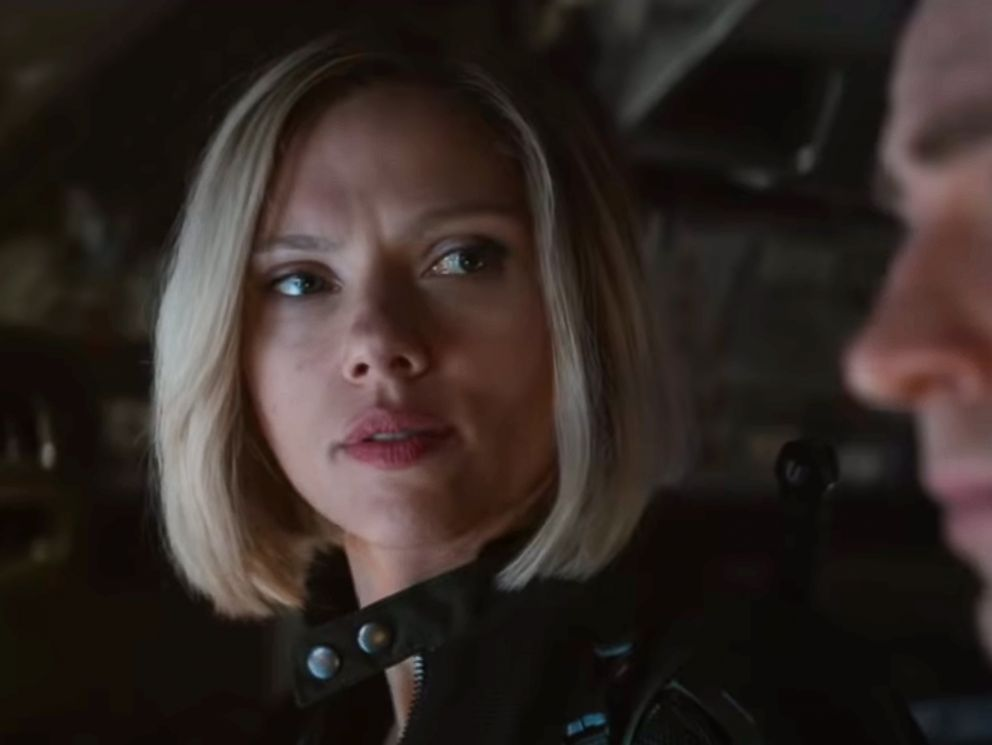 PHOTO: Scarlett Johasson is Black Widow in the 2019 Marvel Studios film, Avengers: Endgame.