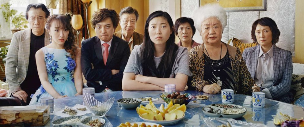 "PHOTO: A scene from ""The Farewell."""