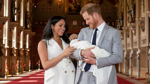Happy Father's Day, Prince Harry! #SussexSquad starts charity fundraiser in honor of Prince Harry's first Father's Day