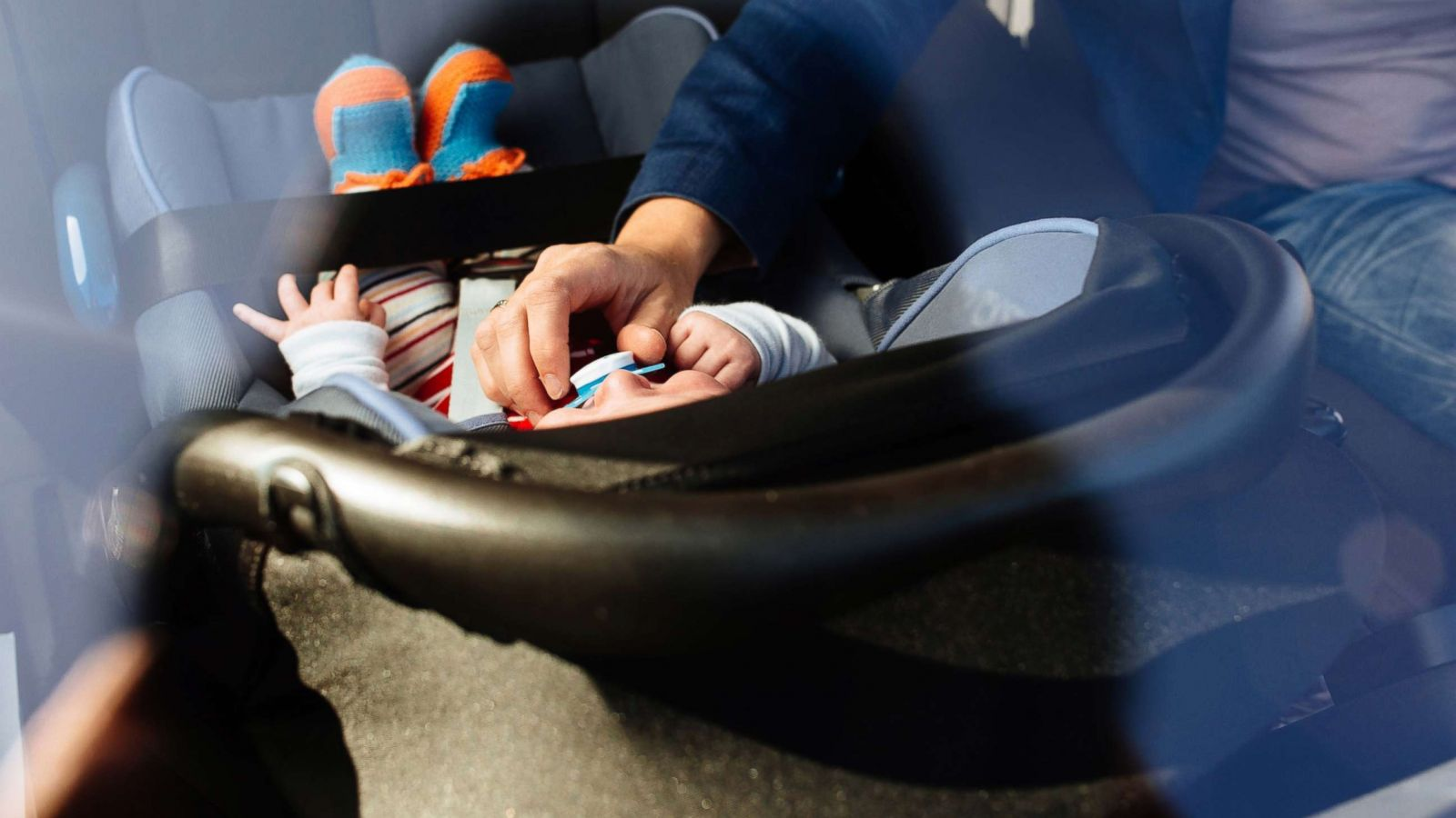 Kids Should Stay In Rear Facing Car Seats As Long As Possible New
