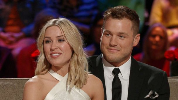 Colton and Cassie end up together, but not engaged, during explosive 'Bachelor' finale