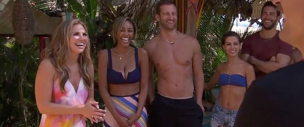"""PHOTO: After not finding love on """"Bachelorette,"""" is Hannah Brown back?"""