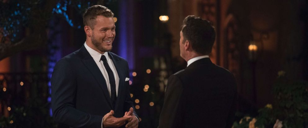 "PHOTO: Colton Underwood on ""The Bachelor."""