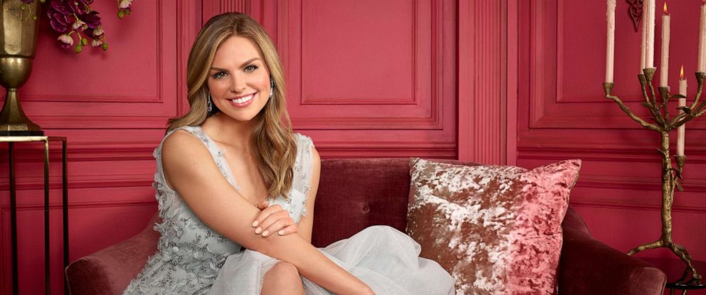 "PHOTO: Hannah Brown is the new ""Bachelorette."""