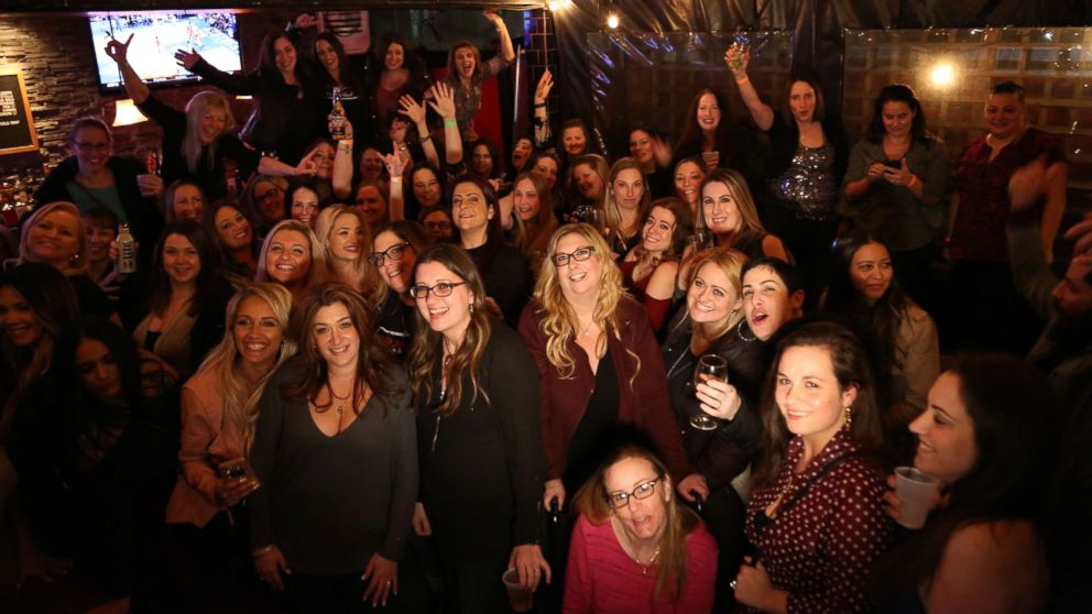 """With 8,500 members, the """"Bad Moms of Long Island"""" Facebook group is safe place where moms can joke, vent, support one another and have fun in the process."""