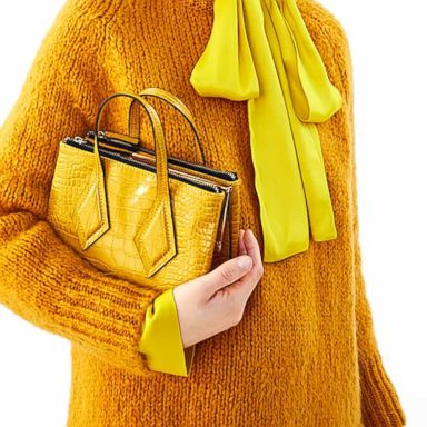 Vintage Barbie Textured Gold Clutch purse
