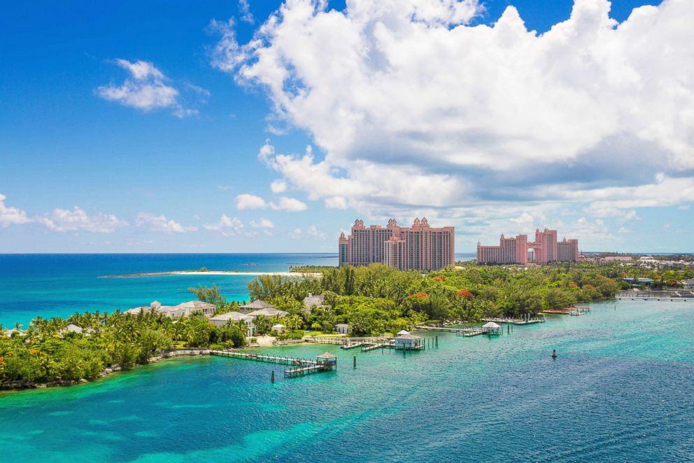 PHOTO: Paradise Island, Nassau, Bahamas.