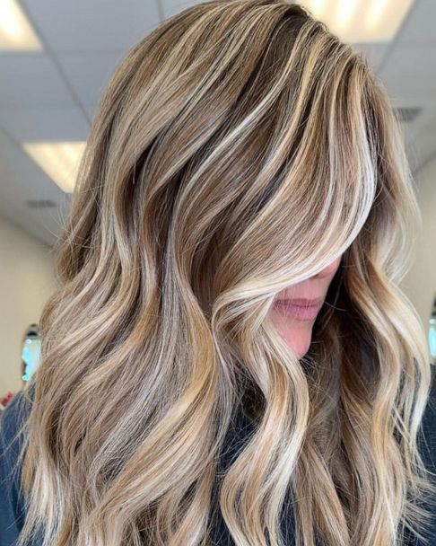 Tweed hair is officially a thing...would you wear it? | GMA