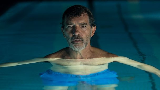 How a heart attack helped Antonio Banderas with 'Pain & Glory' role