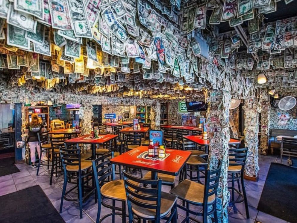 PHOTO: Siesta Key Oyster Bar in Sarasota, Florida, is donating $13,961 to Hurricane Dorian relief. The category 5 storm which left at least 50 people dead.