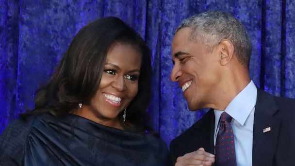 Barack and Michelle Obama share sweet posts to celebrate 27th wedding anniversary