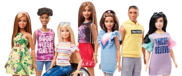 5ab406a4a PHOTO: In 2019, Mattel has announced its adding new braid hair texture, a