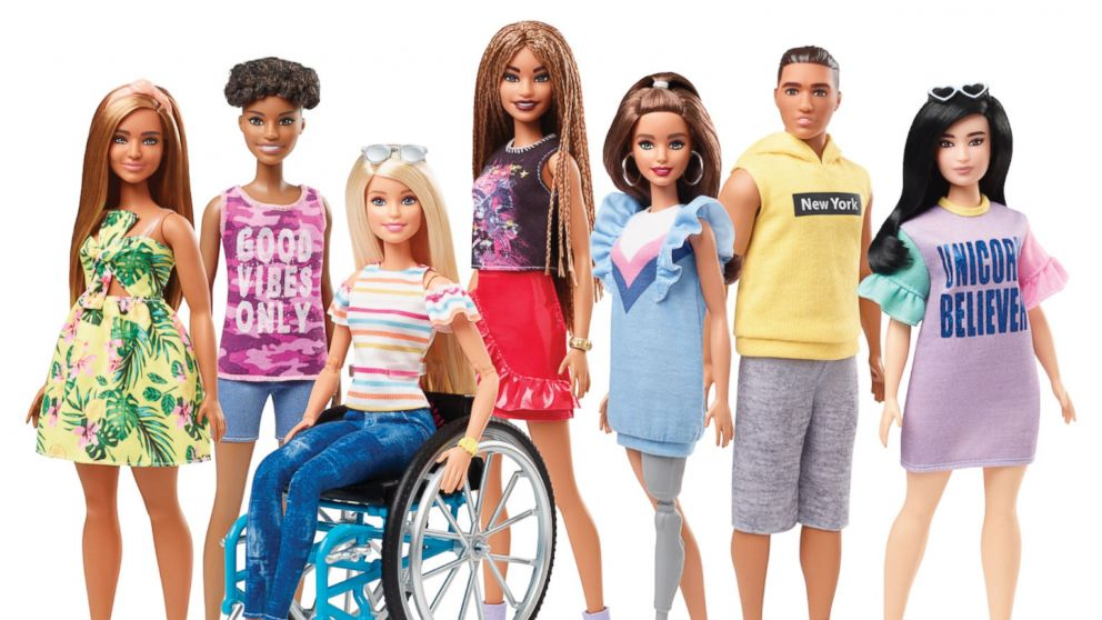 New Barbie Fashionistas 2020 Barbie aims for inclusion as Mattel unveils doll who uses