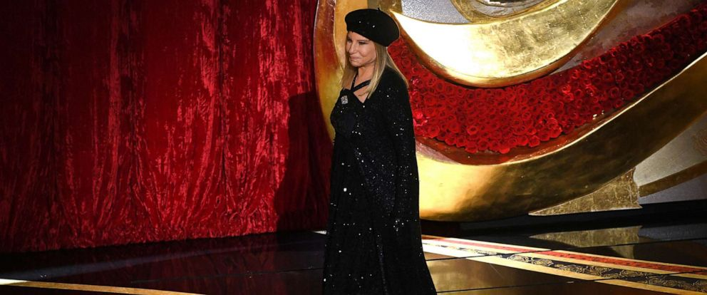 PHOTO:Barbra Streisand speaks onstage during the 91st Annual Academy Awards at Dolby Theatre, Feb. 24, 2019, in Hollywood, Calif.
